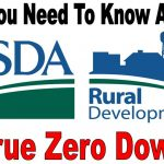 USDA Home Loans – 100% Financing is Still Available