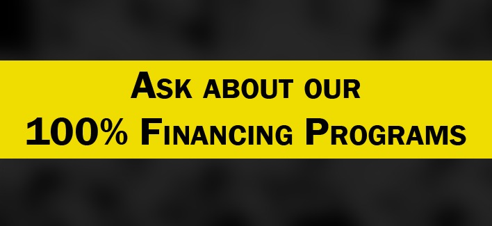 Ask About Our Mortgage 100% Financing Programs