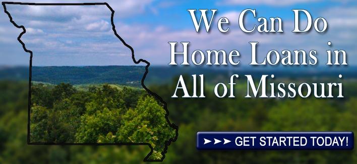 Home Loans in Missouri
