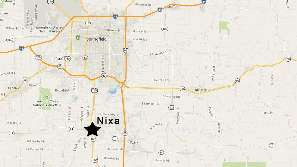 Nixa Missouri Map Related Keywords - Nixa Missouri Map ...