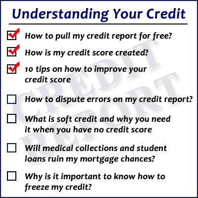 10 Tips On How To Improve Your Credit Score | I Want A ...