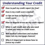 How To Dispute Errors On My Credit Report
