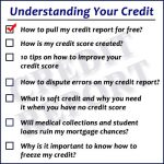 How To Get My Credit Report For Free